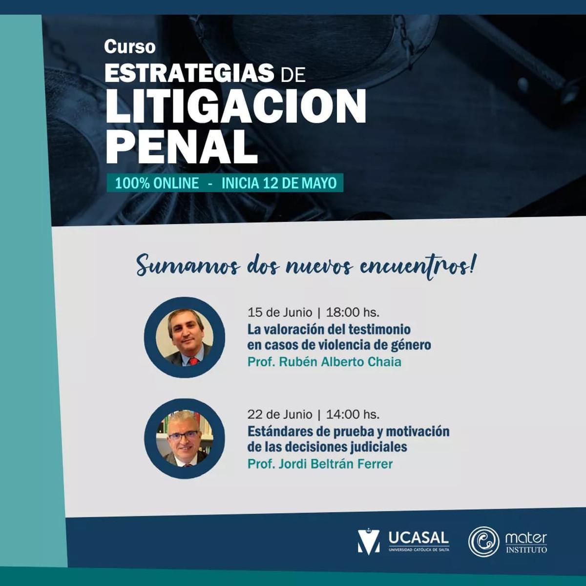 estrategias litigacion penal