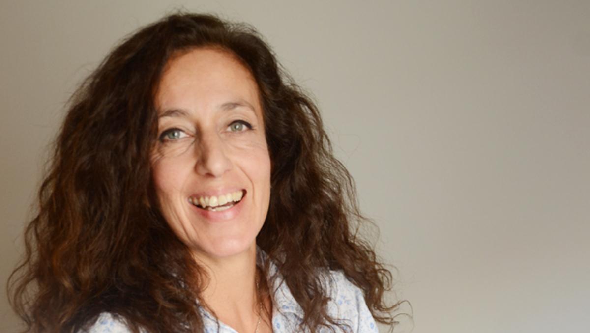 Edith Galarza escritora abogada