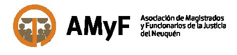 Asociación de Magistrados y Funcionarios de la Justicia del Neuquén